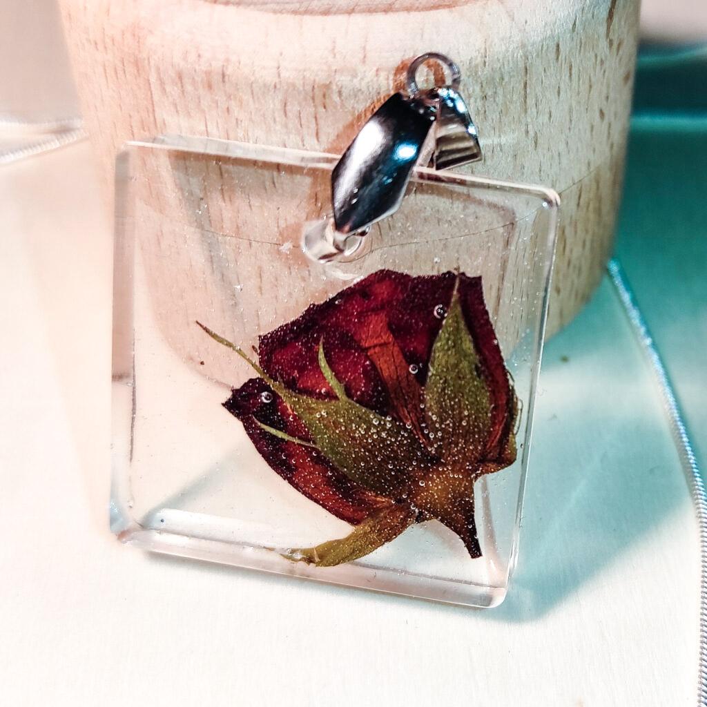 Zestaw z Różą
