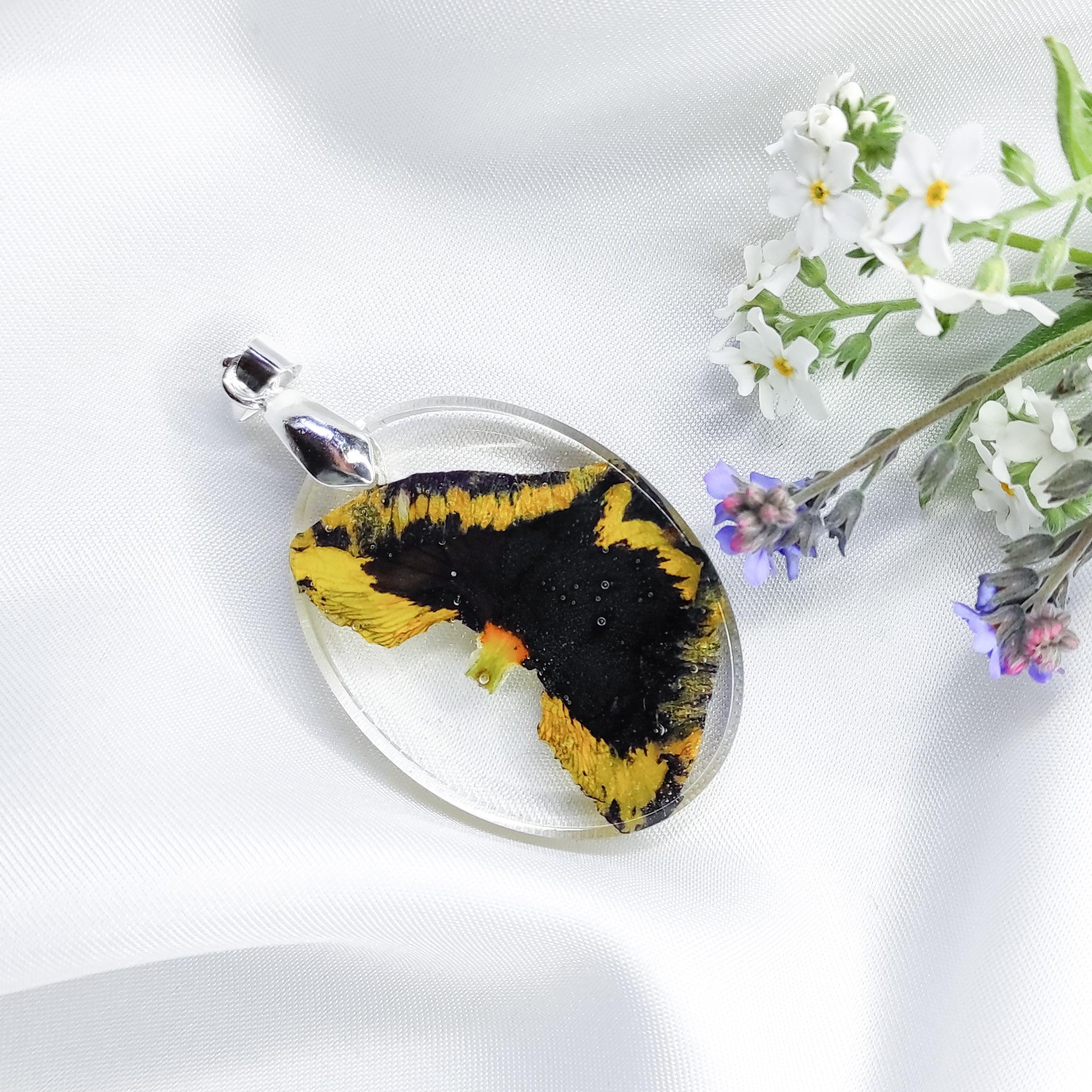 Zawieszka Motyli owalna